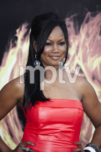 """""""The Hunger Games"""" PremiereGarcelle Beauvais3-12-2012 / Nokia Theater LA Live / Lionsgate / Los Angeles CA / Photo by Benny Haddad - Image 24191_0114"""