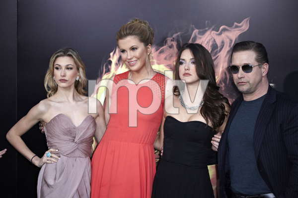 """""""The Hunger Games"""" PremiereStephen Baldwin3-12-2012 / Nokia Theater LA Live / Lionsgate / Los Angeles CA / Photo by Benny Haddad - Image 24191_0127"""