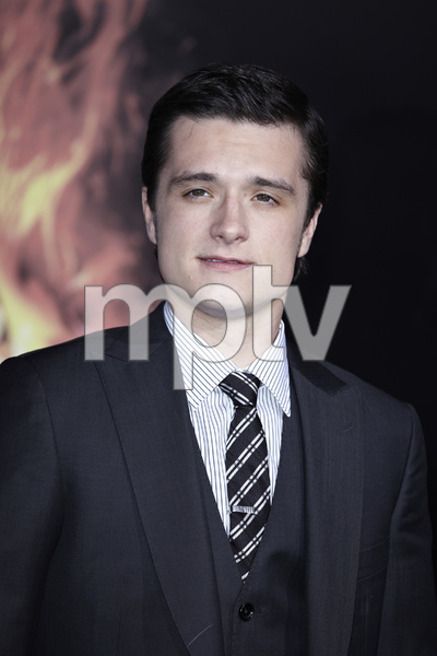 """The Hunger Games"" PremiereJosh Hutcherson3-12-2012 / Nokia Theater LA Live / Lionsgate / Los Angeles CA / Photo by Benny Haddad - Image 24191_0141"