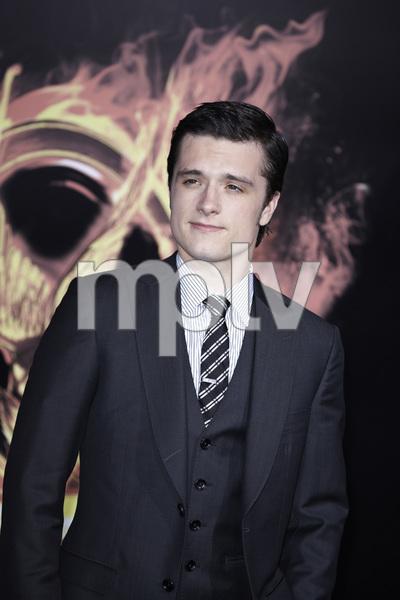 """The Hunger Games"" PremiereJosh Hutcherson3-12-2012 / Nokia Theater LA Live / Lionsgate / Los Angeles CA / Photo by Benny Haddad - Image 24191_0143"