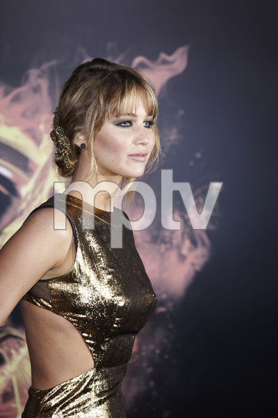 """The Hunger Games"" PremiereJennifer Lawrence3-12-2012 / Nokia Theater LA Live / Lionsgate / Los Angeles CA / Photo by Benny Haddad - Image 24191_0149"