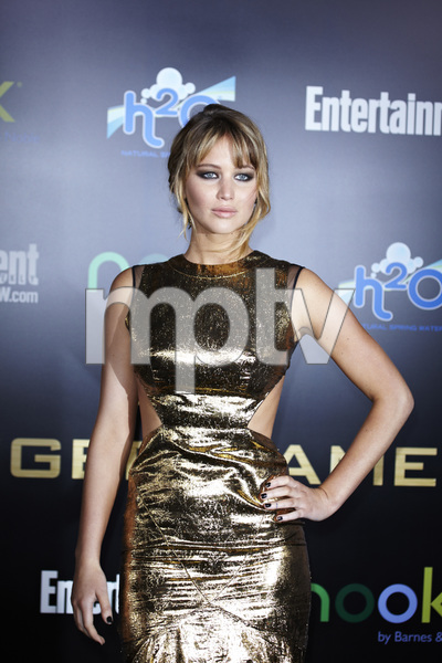 """""""The Hunger Games"""" PremiereJennifer Lawrence3-12-2012 / Nokia Theater LA Live / Lionsgate / Los Angeles CA / Photo by Benny Haddad - Image 24191_0155"""
