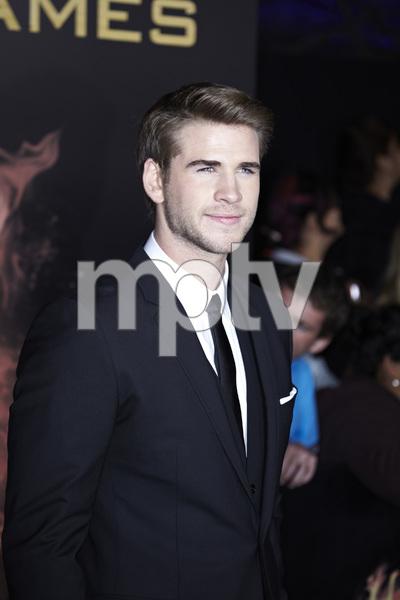 """The Hunger Games"" PremiereLiam Hemsworth3-12-2012 / Nokia Theater LA Live / Lionsgate / Los Angeles CA / Photo by Benny Haddad - Image 24191_0164"