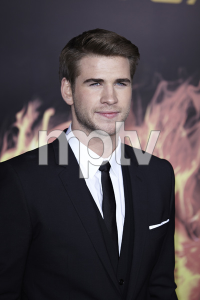 """The Hunger Games"" PremiereLiam Hemsworth3-12-2012 / Nokia Theater LA Live / Lionsgate / Los Angeles CA / Photo by Benny Haddad - Image 24191_0165"