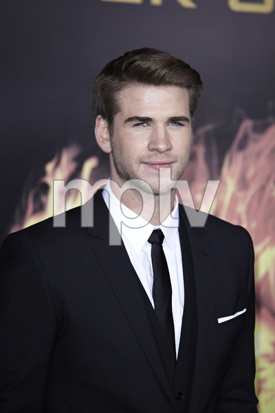 """The Hunger Games"" PremiereLiam Hemsworth3-12-2012 / Nokia Theater LA Live / Lionsgate / Los Angeles CA / Photo by Benny Haddad - Image 24191_0166"