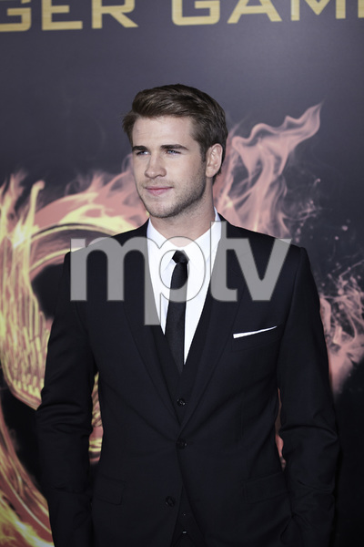 """The Hunger Games"" PremiereLiam Hemsworth3-12-2012 / Nokia Theater LA Live / Lionsgate / Los Angeles CA / Photo by Benny Haddad - Image 24191_0167"