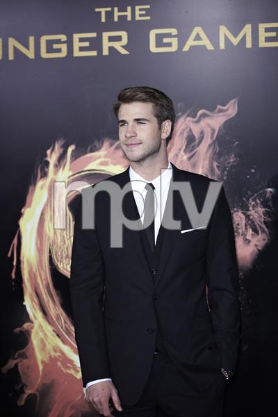 """The Hunger Games"" PremiereLiam Hemsworth3-12-2012 / Nokia Theater LA Live / Lionsgate / Los Angeles CA / Photo by Benny Haddad - Image 24191_0168"