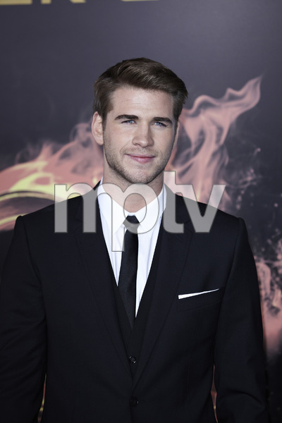 """The Hunger Games"" PremiereLiam Hemsworth3-12-2012 / Nokia Theater LA Live / Lionsgate / Los Angeles CA / Photo by Benny Haddad - Image 24191_0169"
