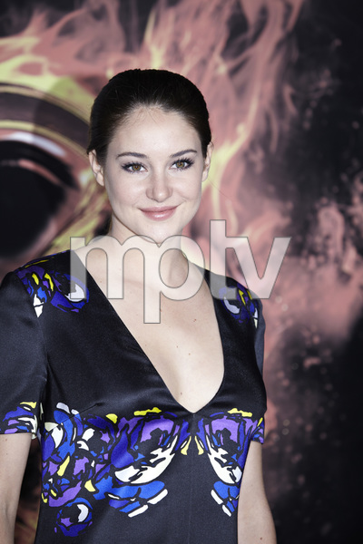 """The Hunger Games"" PremiereShailene Woodley3-12-2012 / Nokia Theater LA Live / Lionsgate / Los Angeles CA / Photo by Benny Haddad - Image 24191_0172"