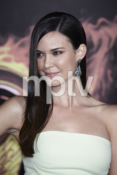 """The Hunger Games"" PremiereOdette Annable3-12-2012 / Nokia Theater LA Live / Lionsgate / Los Angeles CA / Photo by Benny Haddad - Image 24191_0180"