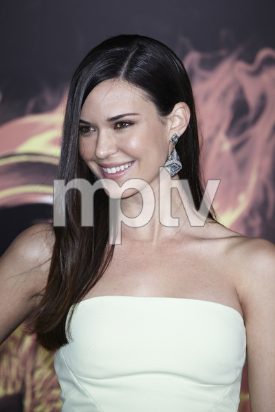 """The Hunger Games"" PremiereOdette Annable3-12-2012 / Nokia Theater LA Live / Lionsgate / Los Angeles CA / Photo by Benny Haddad - Image 24191_0181"