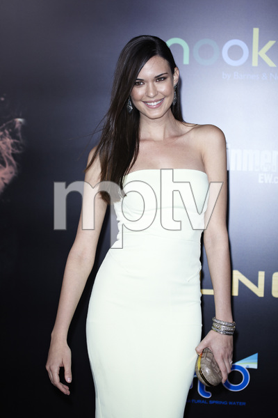 """The Hunger Games"" PremiereOdette Annable3-12-2012 / Nokia Theater LA Live / Lionsgate / Los Angeles CA / Photo by Benny Haddad - Image 24191_0183"