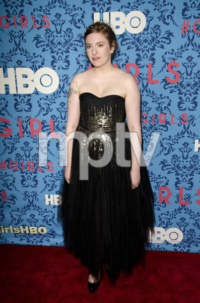 """Girls"" PremiereLena Dunham4-4-2012 / School of Visual Arts / HBO / New York NY / Photo by Eric Reichbaum - Image 24204_0040"