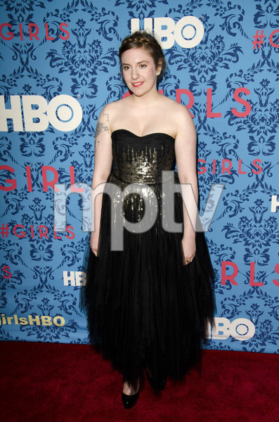 """Girls"" PremiereLena Dunham4-4-2012 / School of Visual Arts / HBO / New York NY / Photo by Eric Reichbaum - Image 24204_0041"
