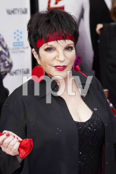 """40th Anniversary Restoration of Cabaret"" Premiere Liza Minnelli4-12-2012 / Grauman Chinese Theater / TCM Film Festival / Hollywood CA / Photo by Kevin Kozicki - Image 24206_0089"