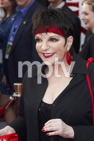 """40th Anniversary Restoration of Cabaret"" Premiere Liza Minnelli4-12-2012 / Grauman Chinese Theater / TCM Film Festival / Hollywood CA / Photo by Kevin Kozicki - Image 24206_0093"