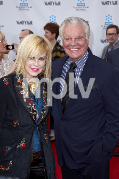 """40th Anniversary Restoration of Cabaret"" Premiere Robert Wagner, Katie Wagner4-12-2012 / Grauman Chinese Theater / TCM Film Festival / Hollywood CA / Photo by Kevin Kozicki - Image 24206_0125"