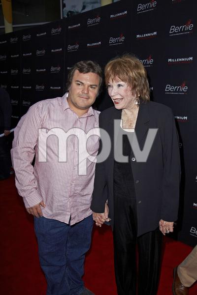"""Bernie"" Premiere Jack Black, Shirley MacLaine4-18-2012 / ArcLight Theater / Millennium Entertainment / Hollywood CA / Photo by Kevin Kozicki - Image 24209_0015"