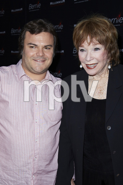 """Bernie"" Premiere Jack Black, Shirley MacLaine4-18-2012 / ArcLight Theater / Millennium Entertainment / Hollywood CA / Photo by Kevin Kozicki - Image 24209_0017"