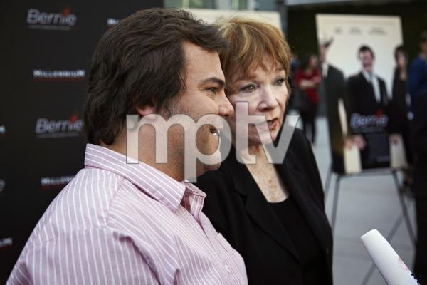 """Bernie"" Premiere Jack Black, Shirley MacLaine4-18-2012 / ArcLight Theater / Millennium Entertainment / Hollywood CA / Photo by Kevin Kozicki - Image 24209_0020"