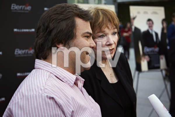 """Bernie"" Premiere Jack Black, Shirley MacLaine4-18-2012 / ArcLight Theater / Millennium Entertainment / Hollywood CA / Photo by Kevin Kozicki - Image 24209_0020"
