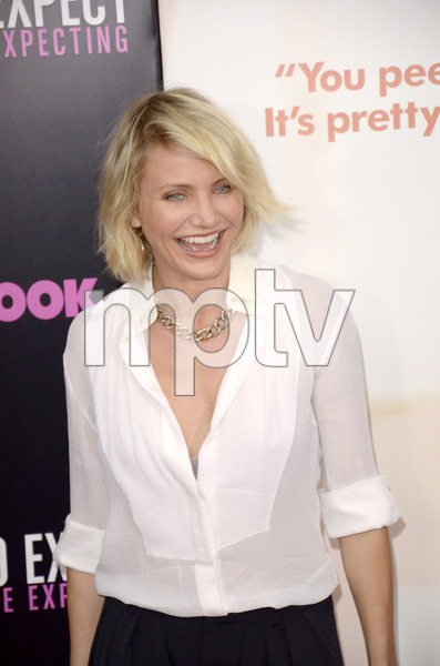 """""""What to Expect When You Are Expecting"""" Premiere Cameron Diaz5-8-2012 / AMC Lincoln Square Theater / Lions Gate / New York NY / Photo by Eric Reichbaum - Image 24215_091"""