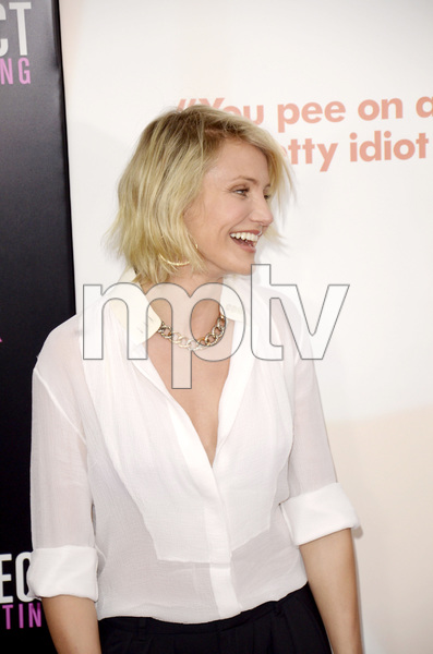 """""""What to Expect When You Are Expecting"""" Premiere Cameron Diaz5-8-2012 / AMC Lincoln Square Theater / Lions Gate / New York NY / Photo by Eric Reichbaum - Image 24215_092"""