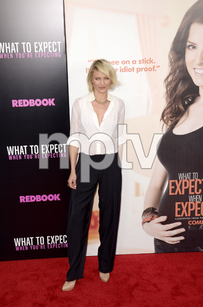 """""""What to Expect When You Are Expecting"""" Premiere Cameron Diaz5-8-2012 / AMC Lincoln Square Theater / Lions Gate / New York NY / Photo by Eric Reichbaum - Image 24215_096"""