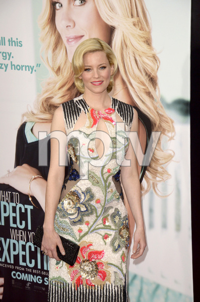 """""""What to Expect When You Are Expecting"""" Premiere Elizabeth Banks5-8-2012 / AMC Lincoln Square Theater / Lions Gate / New York NY / Photo by Eric Reichbaum - Image 24215_181"""