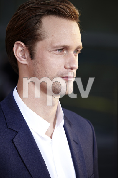 """True Blood"" Premiere Alexander Skarsgard5-30-2012 / Cinerama Dome / HBO / Hollywood CA / Photo by Benny Haddad - Image 24219_0141"