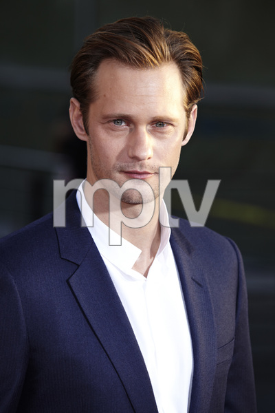 """True Blood"" Premiere Alexander Skarsgard5-30-2012 / Cinerama Dome / HBO / Hollywood CA / Photo by Benny Haddad - Image 24219_0143"