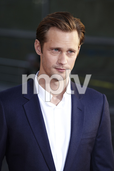 """True Blood"" Premiere Alexander Skarsgard5-30-2012 / Cinerama Dome / HBO / Hollywood CA / Photo by Benny Haddad - Image 24219_0144"