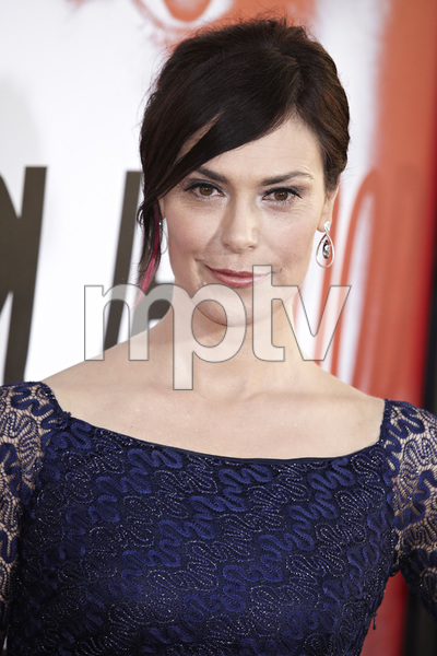 """True Blood"" Premiere Michelle Forbes5-30-2012 / Cinerama Dome / HBO / Hollywood CA / Photo by Benny Haddad - Image 24219_0158"