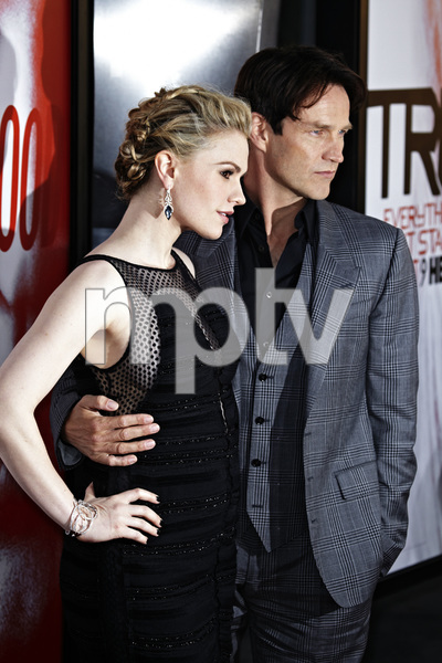 """""""True Blood"""" Premiere Anna Paquin and Stephen Moyer5-30-2012 / Cinerama Dome / HBO / Hollywood CA / Photo by Benny Haddad - Image 24219_0163"""