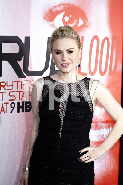 """True Blood"" Premiere Anna Paquin5-30-2012 / Cinerama Dome / HBO / Hollywood CA / Photo by Benny Haddad - Image 24219_0170"