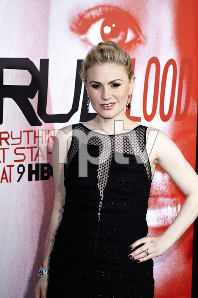 """True Blood"" Premiere Anna Paquin5-30-2012 / Cinerama Dome / HBO / Hollywood CA / Photo by Benny Haddad - Image 24219_0171"
