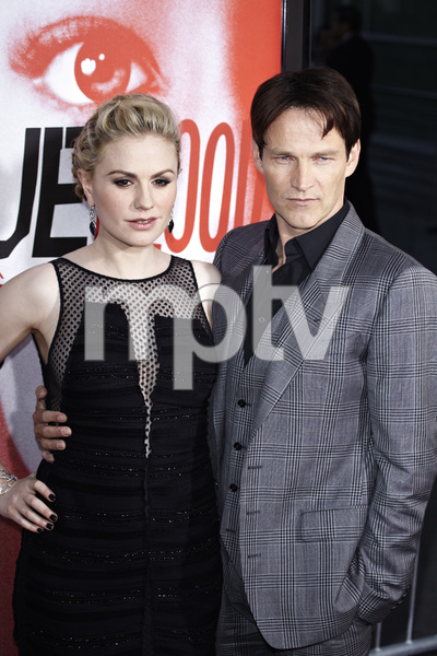 """""""True Blood"""" Premiere Anna Paquin and Stephen Moyer5-30-2012 / Cinerama Dome / HBO / Hollywood CA / Photo by Benny Haddad - Image 24219_0173"""