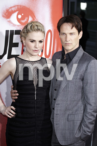 """True Blood"" Premiere Anna Paquin and Stephen Moyer5-30-2012 / Cinerama Dome / HBO / Hollywood CA / Photo by Benny Haddad - Image 24219_0175"