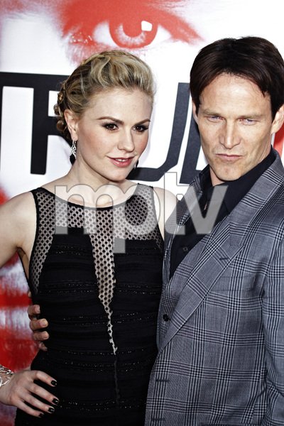 """""""True Blood"""" Premiere Anna Paquin and Stephen Moyer5-30-2012 / Cinerama Dome / HBO / Hollywood CA / Photo by Benny Haddad - Image 24219_0190"""