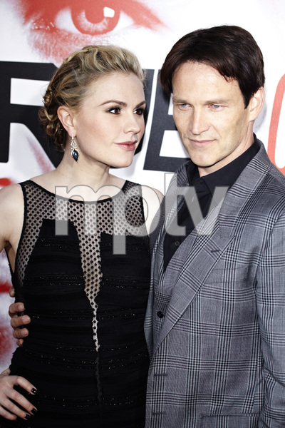 """""""True Blood"""" Premiere Anna Paquin and Stephen Moyer5-30-2012 / Cinerama Dome / HBO / Hollywood CA / Photo by Benny Haddad - Image 24219_0192"""