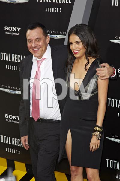 """Total Recall"" Premiere Tom Sizemore8-1-2012 / Grauman"