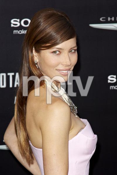 """Total Recall"" Premiere Jessica Biel8-1-2012 / Grauman"