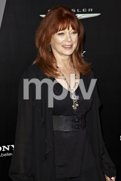 """Total Recall"" Premiere Frances Fisher8-1-2012 / Grauman"