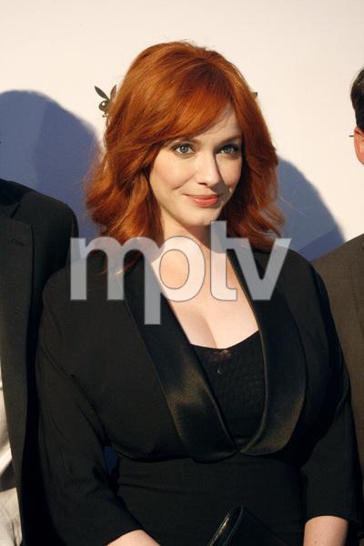 """Jaguar and Playboy Magazine VIP Reception""Christina Hendricks08-17-2012 / Pebble Beach, California© 2012 Ron Avery - Image 24248_0010"