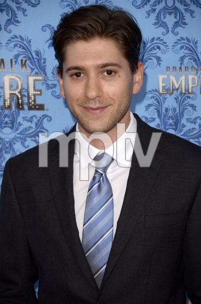"""Boardwalk Empire"" Premiere Michael Zegen9-5-2012 / Ziegfeld Theater / HBO / New York NY / Photo by Eric Reichbaum - Image 24251_0125"