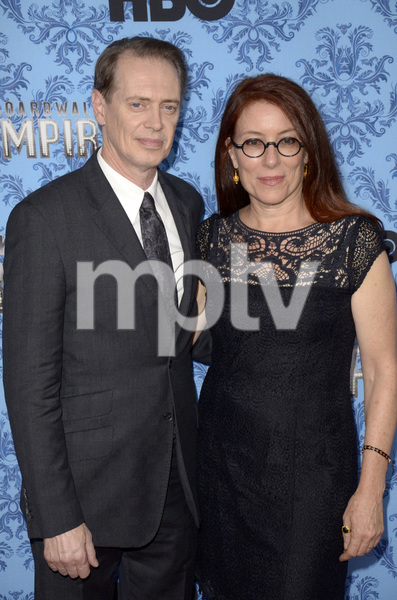 """Boardwalk Empire"" Premiere Steve Buscemi, Jo Andres9-5-2012 / Ziegfeld Theater / HBO / New York NY / Photo by Eric Reichbaum - Image 24251_0145"