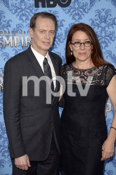 """Boardwalk Empire"" Premiere Steve Buscemi, Jo Andres9-5-2012 / Ziegfeld Theater / HBO / New York NY / Photo by Eric Reichbaum - Image 24251_0146"