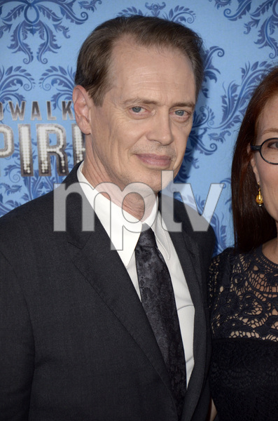 """Boardwalk Empire"" Premiere Steve Buscemi, Jo Andres9-5-2012 / Ziegfeld Theater / HBO / New York NY / Photo by Eric Reichbaum - Image 24251_0149"