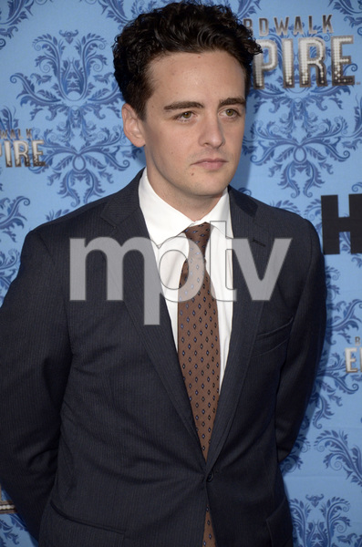 """""""Boardwalk Empire"""" Premiere Vincent Piazza9-5-2012 / Ziegfeld Theater / HBO / New York NY / Photo by Eric Reichbaum - Image 24251_0197"""