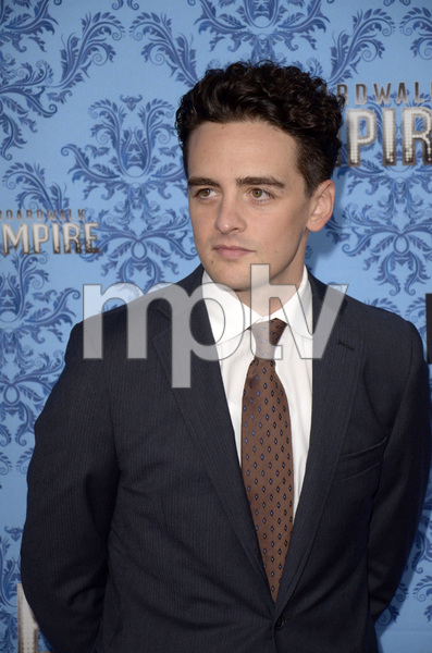 """Boardwalk Empire"" Premiere Vincent Piazza9-5-2012 / Ziegfeld Theater / HBO / New York NY / Photo by Eric Reichbaum - Image 24251_0198"